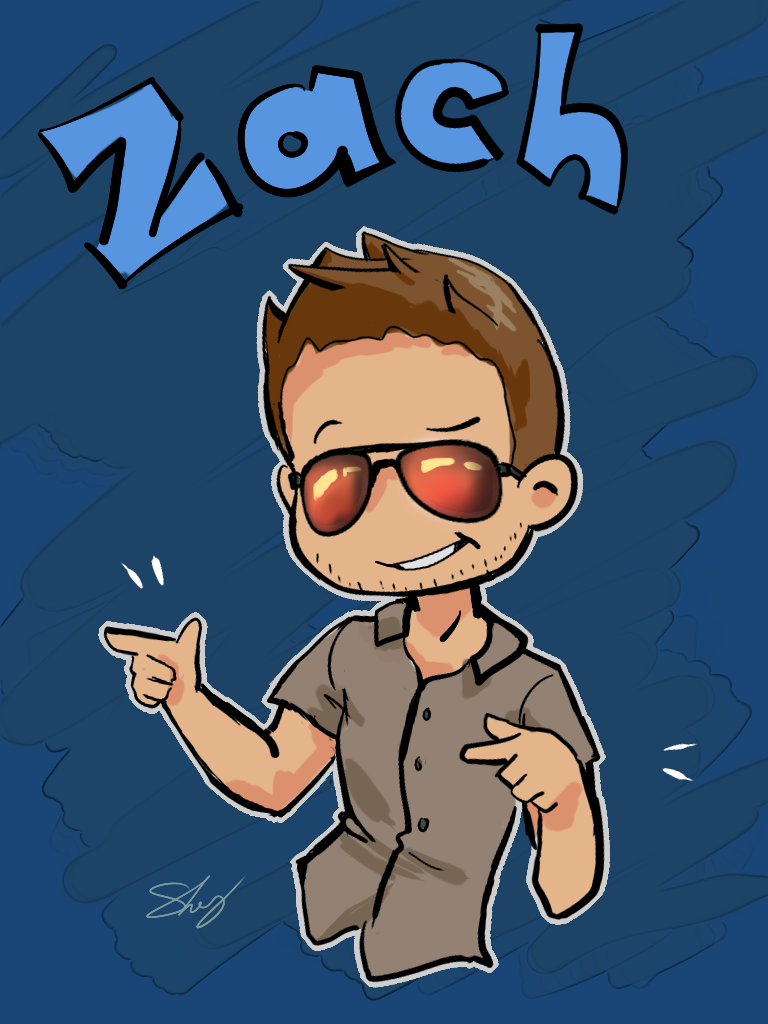 Zach! :D by crackerpattiez