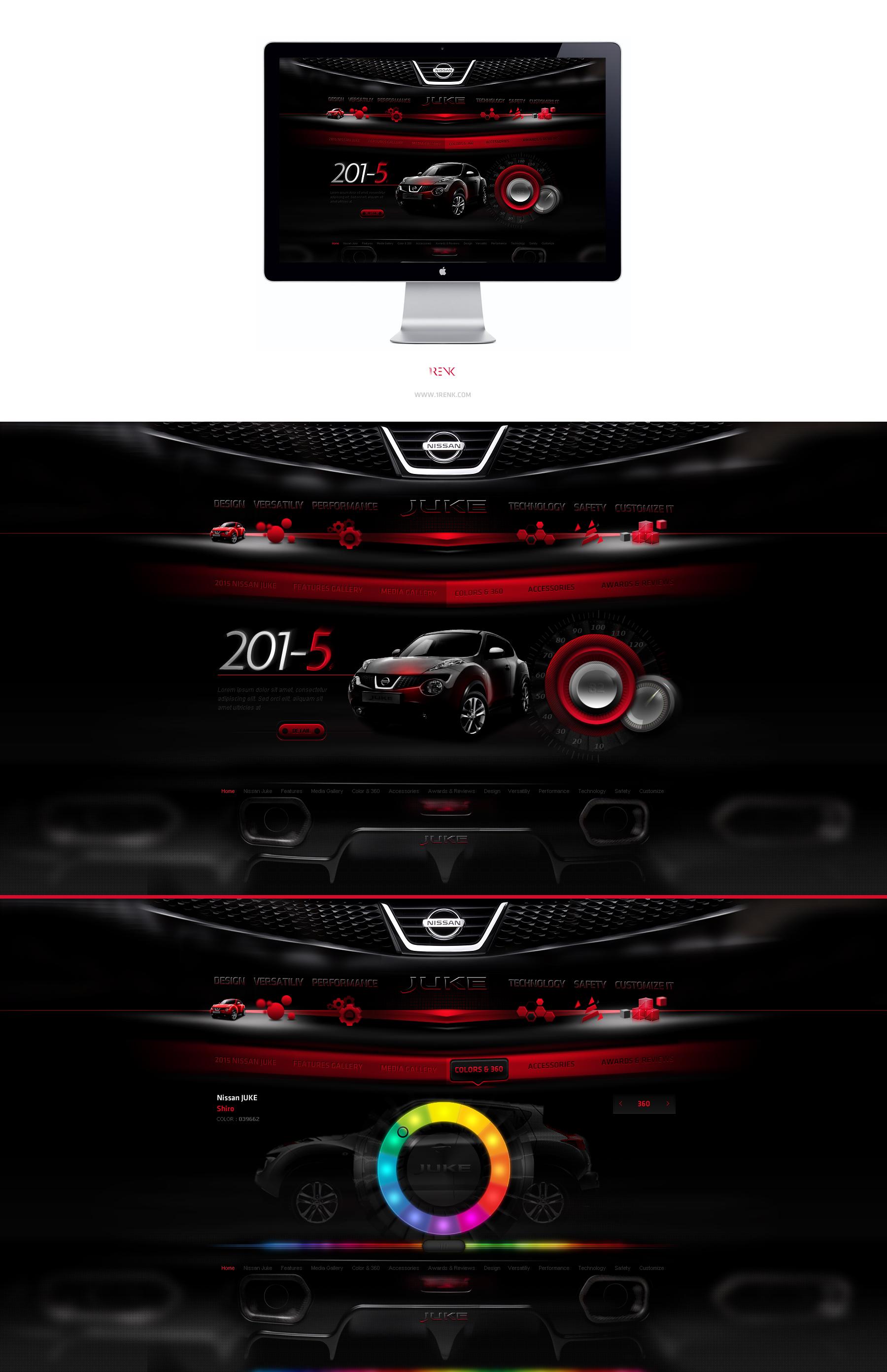 Nissan Juke 201-5s by trcakir