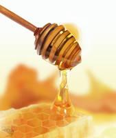 Honey Study by FellFallow