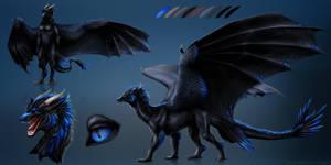 Toxphilus Blue