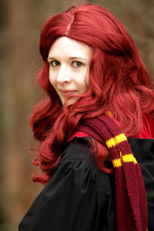 Lily Evans - The Green Eyes by Lily Potter Eyes