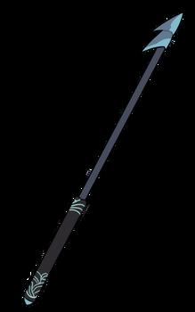 -WD- Indicolite's Spear