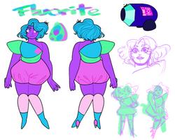 -RS- Fluorite
