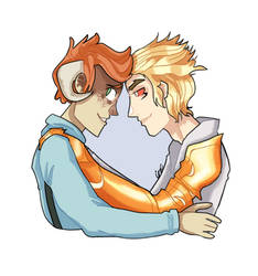 -YCH- Sheep and Lucio