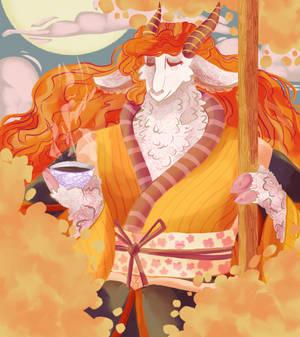 Chinese Zodiac - Sheep (Goat)