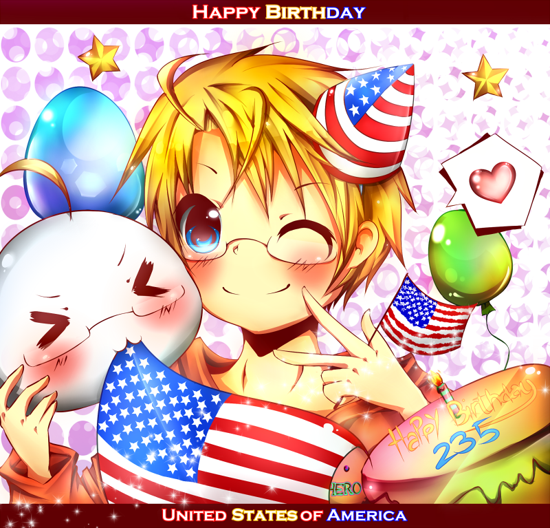 Anime Character Birthday 7 July : Jock popular us nerd reader love games by