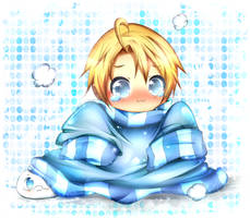 APH: Baby Blue by Haxelo