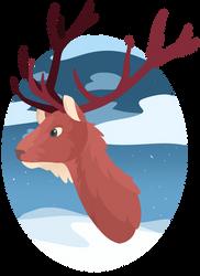 Elk by FIamango