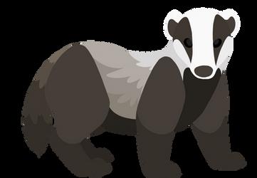 Badger by FIamango