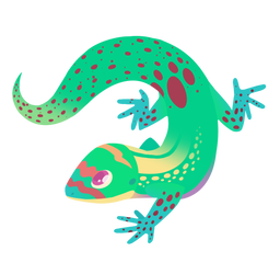 Day Gecko by FIamango
