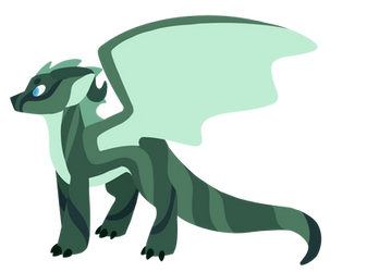 Dragon by FIamango