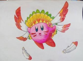 Kirby Alas by StarFenix25