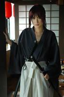 Kenshin Himura by 0hagaren0