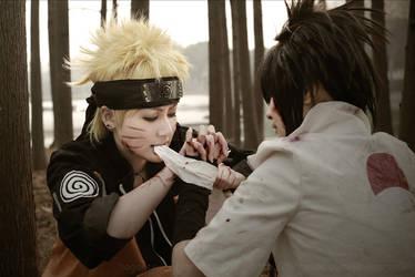 naruto sasuke by 0hagaren0