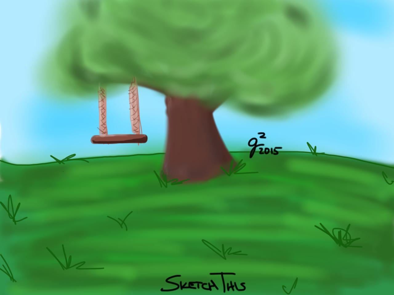 15min Tree by frizguru