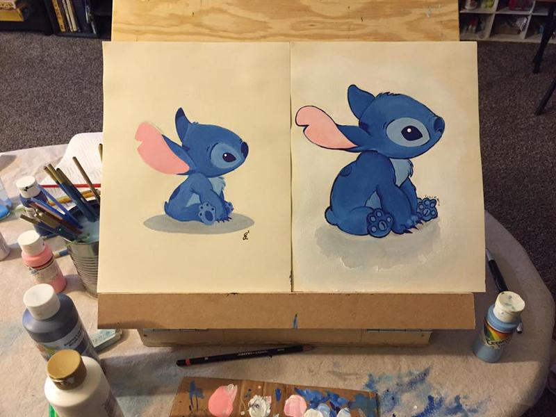 Double Stitch by frizguru