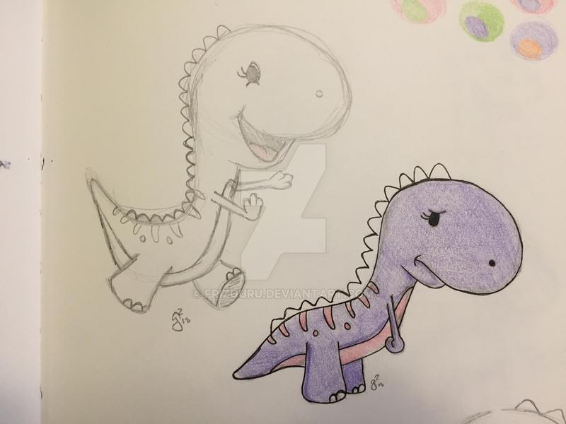 Pennysaurus v1 by frizguru