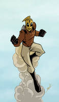 rocketeer by natelovett