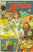 JetGirl retro cover