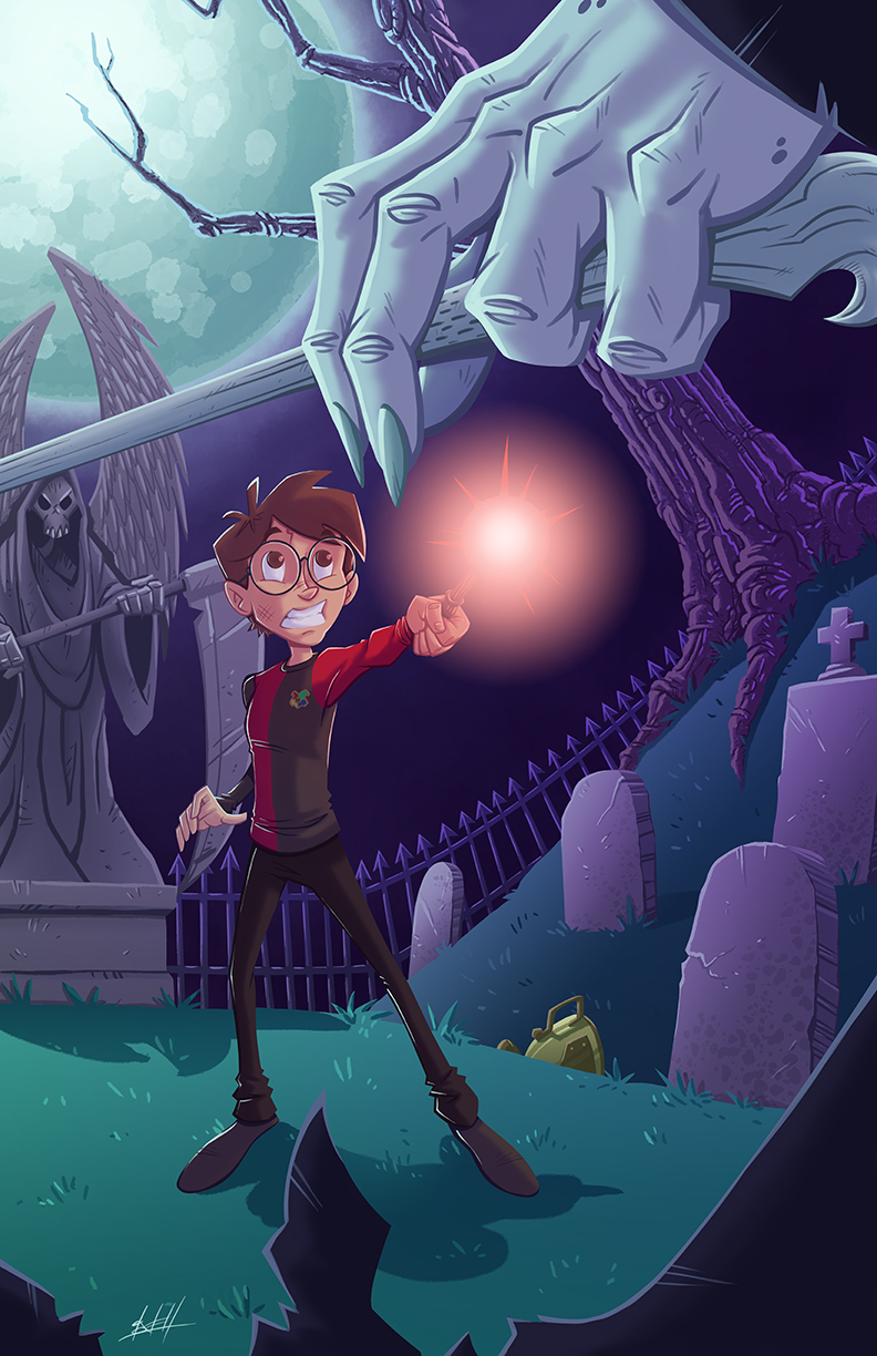 Harry Potter by natelovett