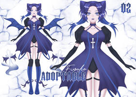 Adoptable Auction [OPEN] #2 by FusakoEf