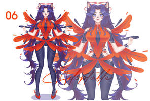 Adoptable Auction [OPEN] #6 by FusakoEf