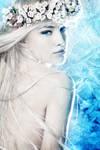 Book Cover-- Fairy Winter