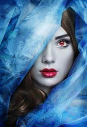 Book Cover-- Winter Demon