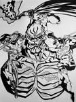 BvS - Doomsday Portrait by jjjjehu