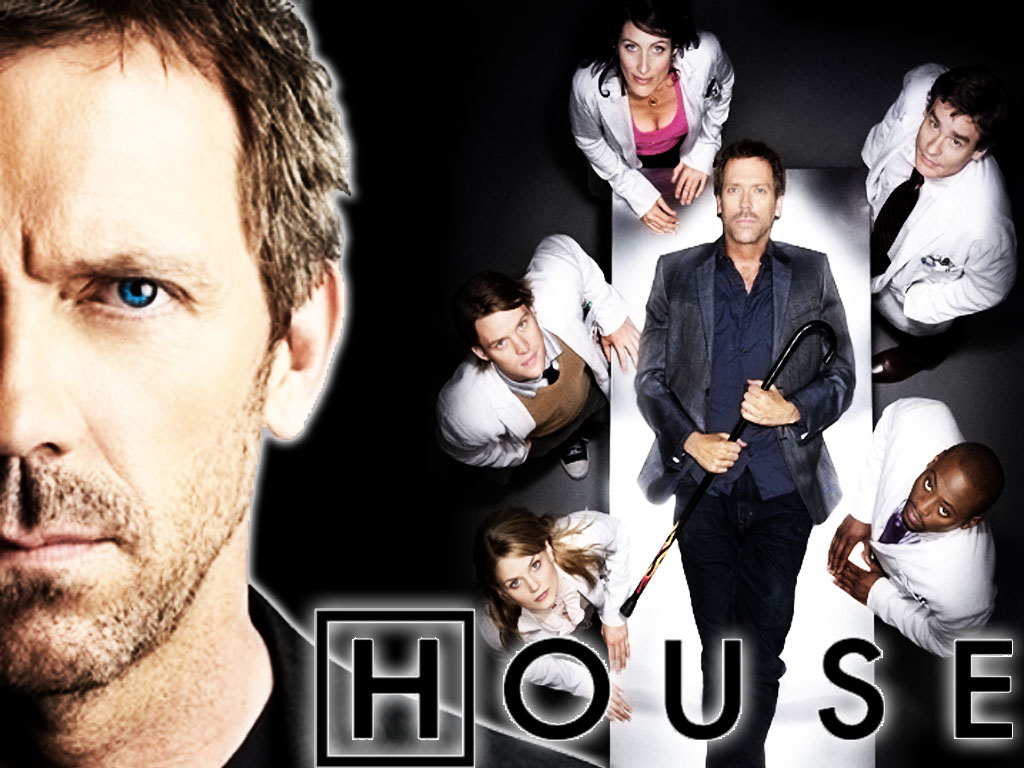 Dr House Wallpaper By Manzhaniitha On Deviantart