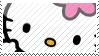 Hello Kitty - Stamp by Manzhaniitha