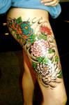 My 3ed Tattoo  - Unfinished