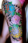 Third Tattoo, Finished - Full