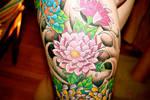 Third Tattoo, Finished - mid.
