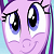 Starlight Glimmer is happy - EMOTE