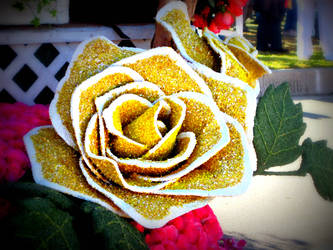 Yellow Roses by hilalee