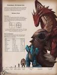 Creature Size - Avorkarth Rulebook