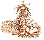 Creature - Lesser Abyssal Worm