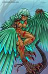 Harpy Shrieker