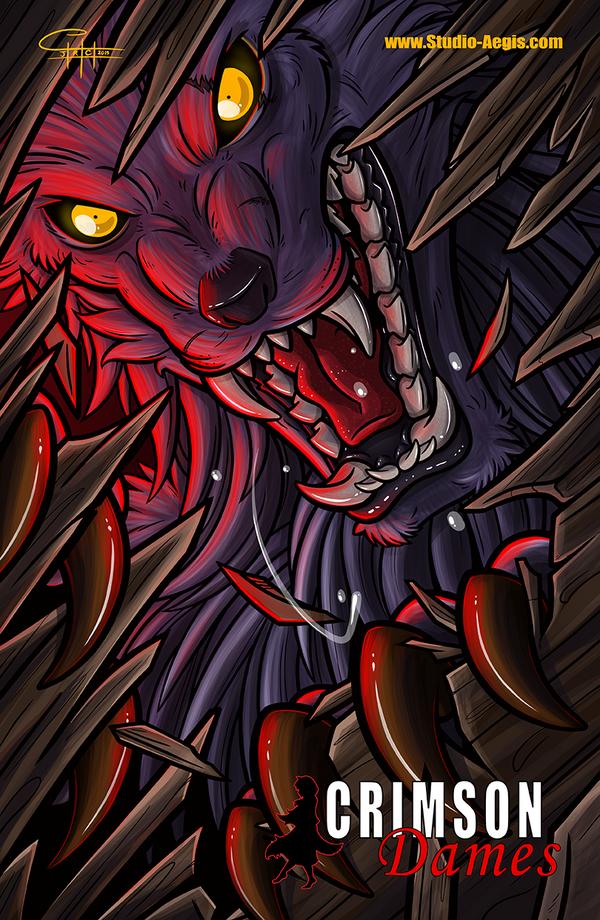 Werewolf Stalker by Paladin-Ciel