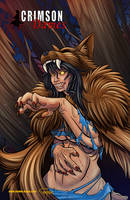 Mother Wolf by Paladin-Ciel