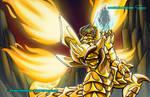 Dragon Shield - Gold Dragon