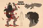 Werewolf Comic - Concept - 02