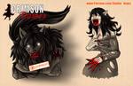 Crimson Dames - Werewolf Cosette
