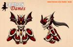 Crimson Dames - RRH Vampire - Sanguin Armor