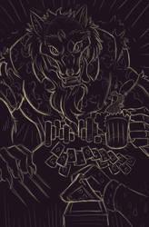 Q - Epic Hand by Paladin-Ciel