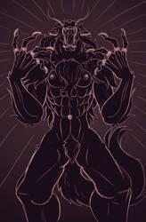 Majesty's Rage - Patreon Reward! by Paladin-Ciel