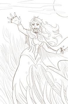 Lady Dolingen Beckons - Patreon Reward!