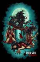 Crimson Dames - Moonlit Transformation by Paladin-Ciel