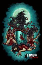 Crimson Dames - Moonlit Transformation